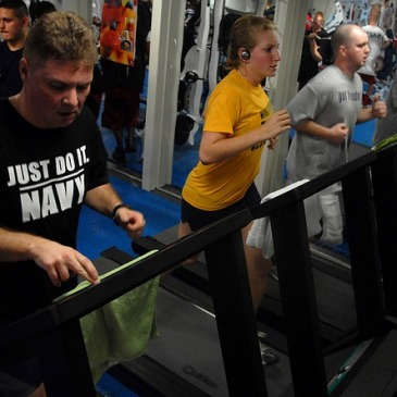 image of people on treadmills at the gym