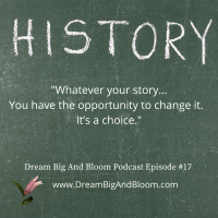 Episode #17:  What is Your Story?
